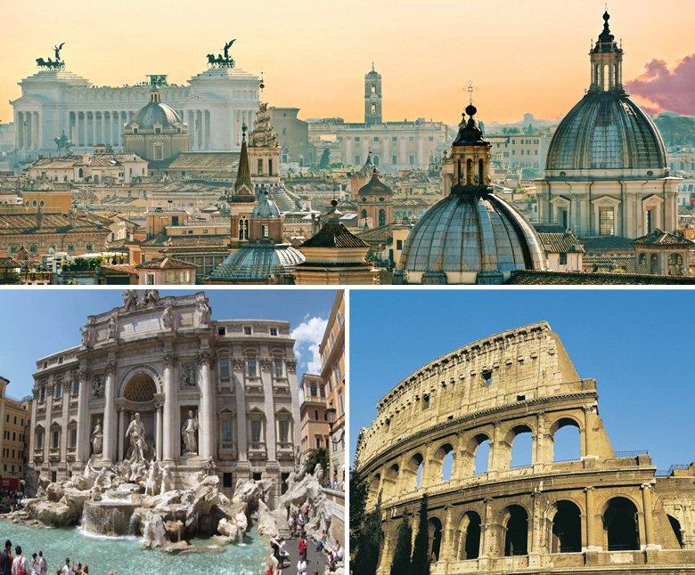 Godt hotel i Rom? (centralt!)