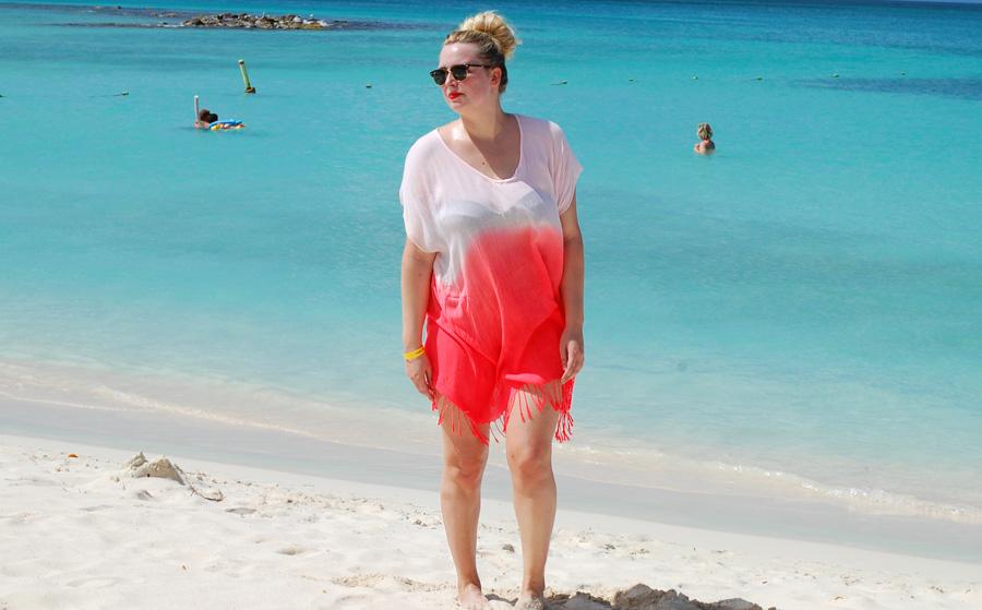 Tip: min beachkjole fås igen!