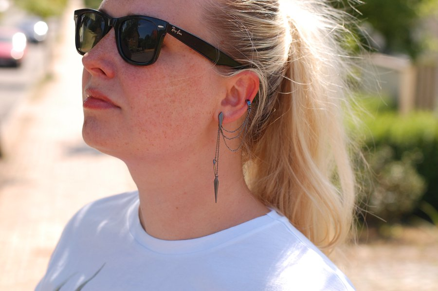 Nye øreringe