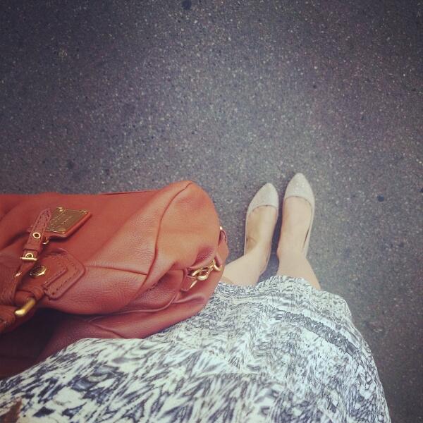 På vej til Kbh