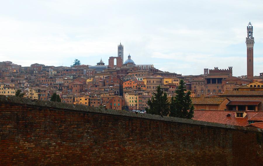 Miniguide til Siena