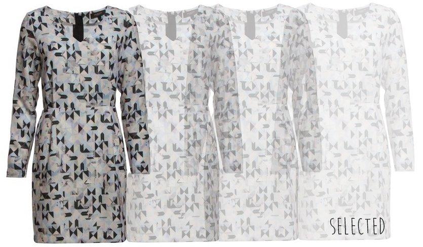 Ny kjole fra Selected Femme