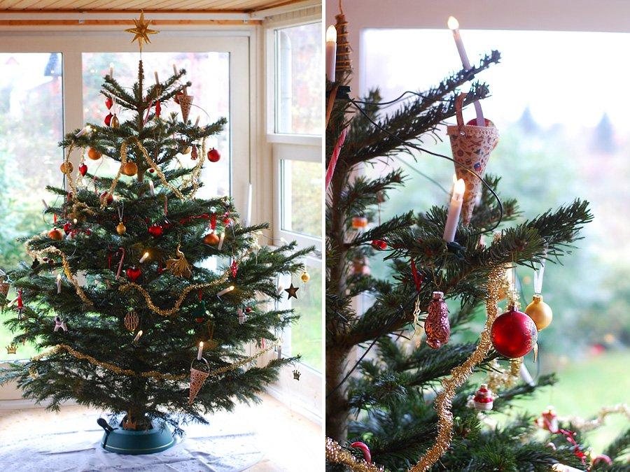 Treemy - mit juletræ