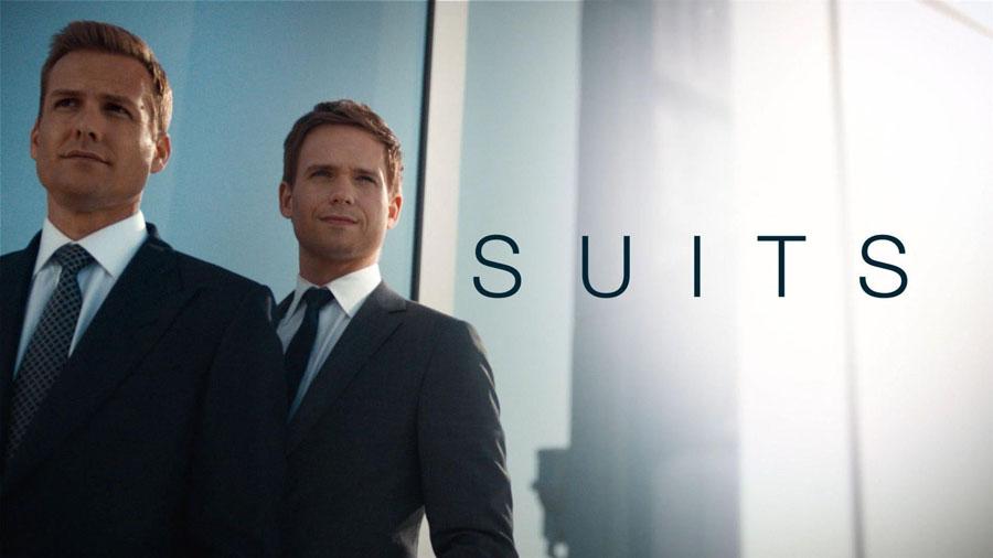 To gode serier: Suits og Klædt af