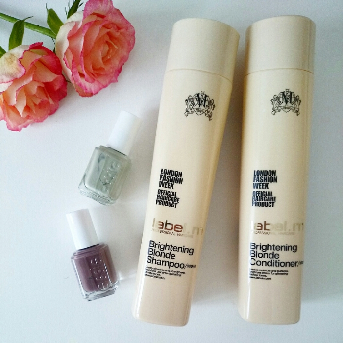 Nye køb: Label.m shampoo & Essie neglelak