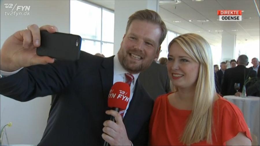 Video: Da jeg snakkede om sociale medier med TV 2/FYN...