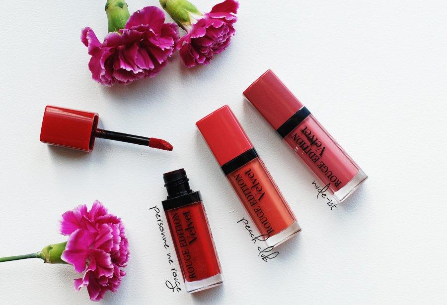 Den perfekte læbestift til hverdag: Bourjois rouge velvet