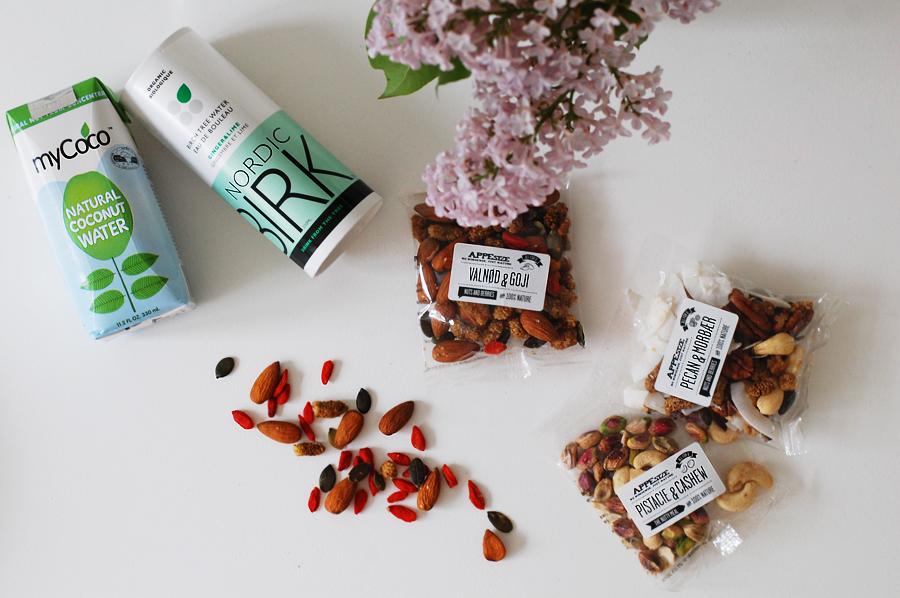 Appesize: sunde snacks + konkurrence