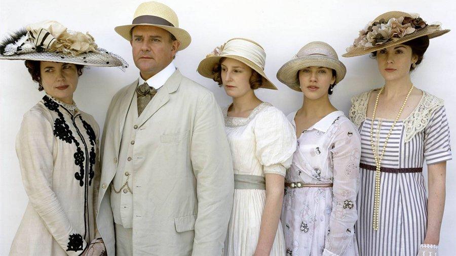Serieanbefalinger: Downton Abbey og Venner