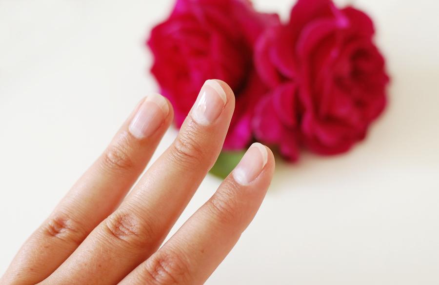 Flotte naturlige negle med MICROnail