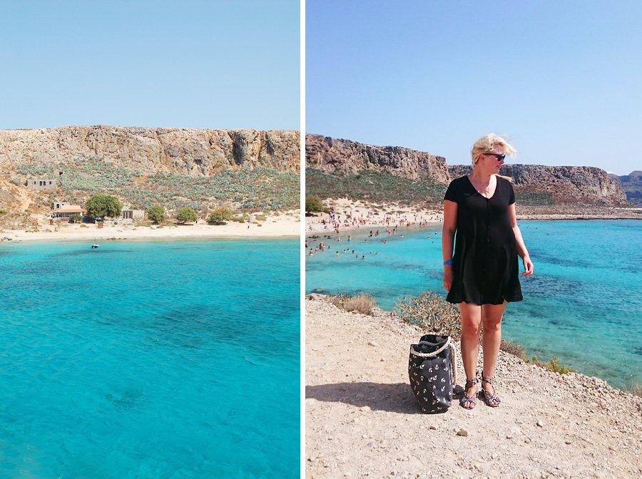 Udflugt på Kreta: de smukke laguner Gramvousa og Balos