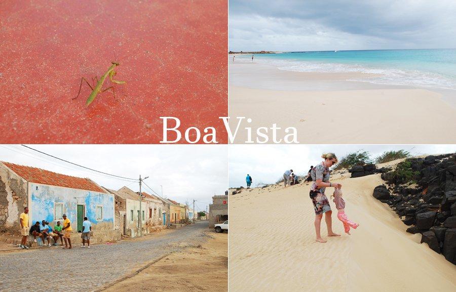 Kap Verde: Skal man vælge Sal eller BoaVista?