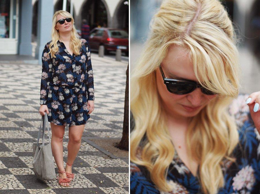 OOTD #400: Første outfit fra ferien og lidt om Funchal by