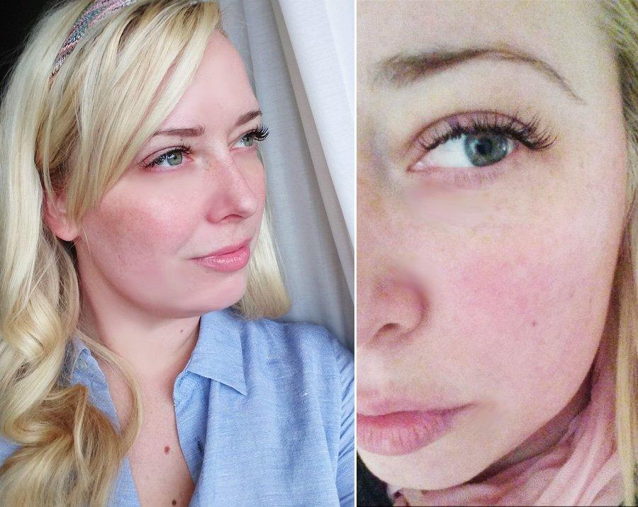 Mine erfaringer med eyelash extensions
