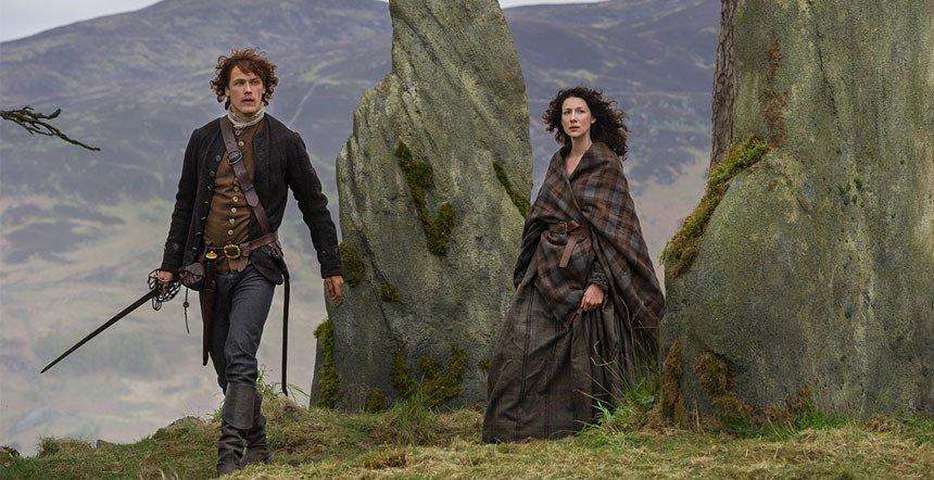 Serien, som får dig til at bestille flybilletter; Den vildeste anbefaling af Outlander
