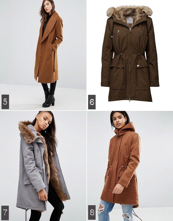 jakker-vinterjakke-med-pelsekant-fake-fur-hoodie-mango-jacket-winter-coat-long-med-hatte-brun-brown-fra-asos-missjeanett