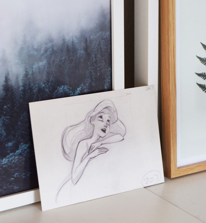 krak-disney-kunsten-at-fortalle-brandts-kladefabrik-odense-i-animationstegning-den-lille-havfrue