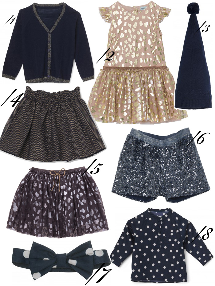 mini-a-ture-julekollektion-2016-missjeanett-diona-kjole-dusty-rose-nederdel-shorts-palietter-guld-cardigan-skjorte-prikket-butterfly
