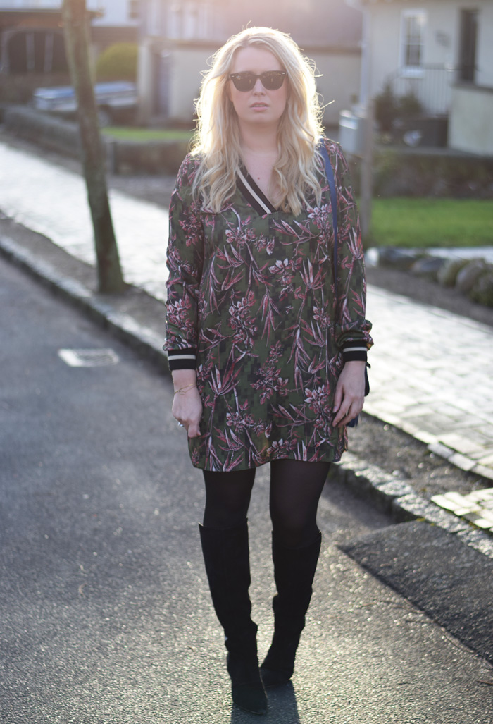 outfit-tropical-print-asos-dress-tall-collection-blogger-tropisk-ray-ban-meteor-missjeanett-odensebloggers
