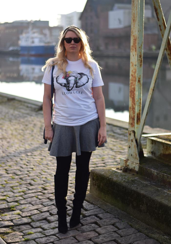 outfit-leowulf-t-shirt-charity-elephant-elefant-print-uld-nederdel-asos-white-wool-skirt-missjeanett-jeanett-drevsfeldt-blogger-odensebloggers