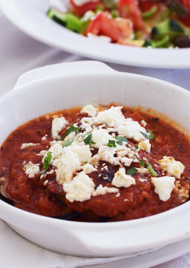 korfu-corfu-greek-food-grask-mad-aubergine-saganaki-missjeanett-blogger-culture-salad-salat-morblog-sommerferie
