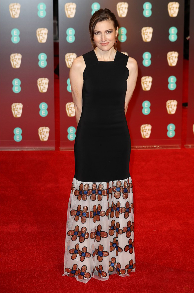kelly-macdonald-baftas-2017-worst-dressed-in-christopher-kane