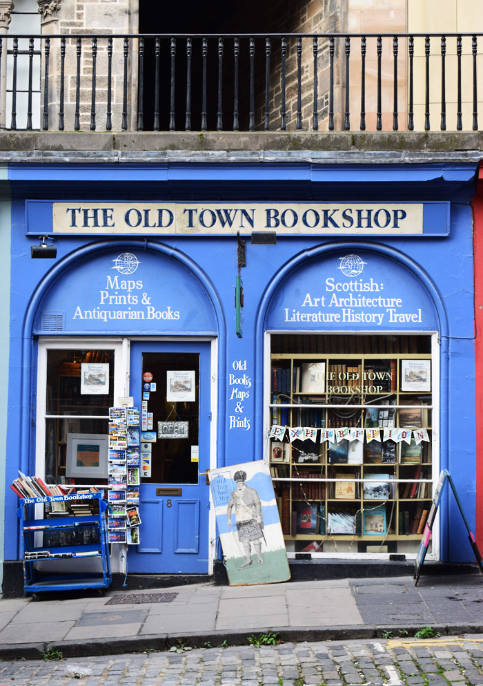 edinburgh-the-old-town-bookshop-scotland-skotland-missjeanett-blogger-guide
