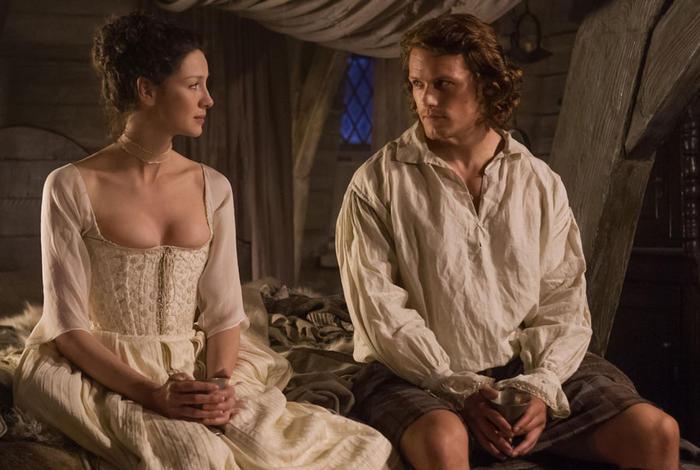 outlander-the-wedding-claire-fraser-jamie-season-1