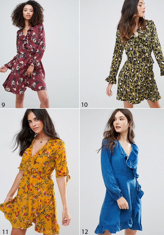 16 smukke slå om kjoler | ASOS | Miss Jeanett