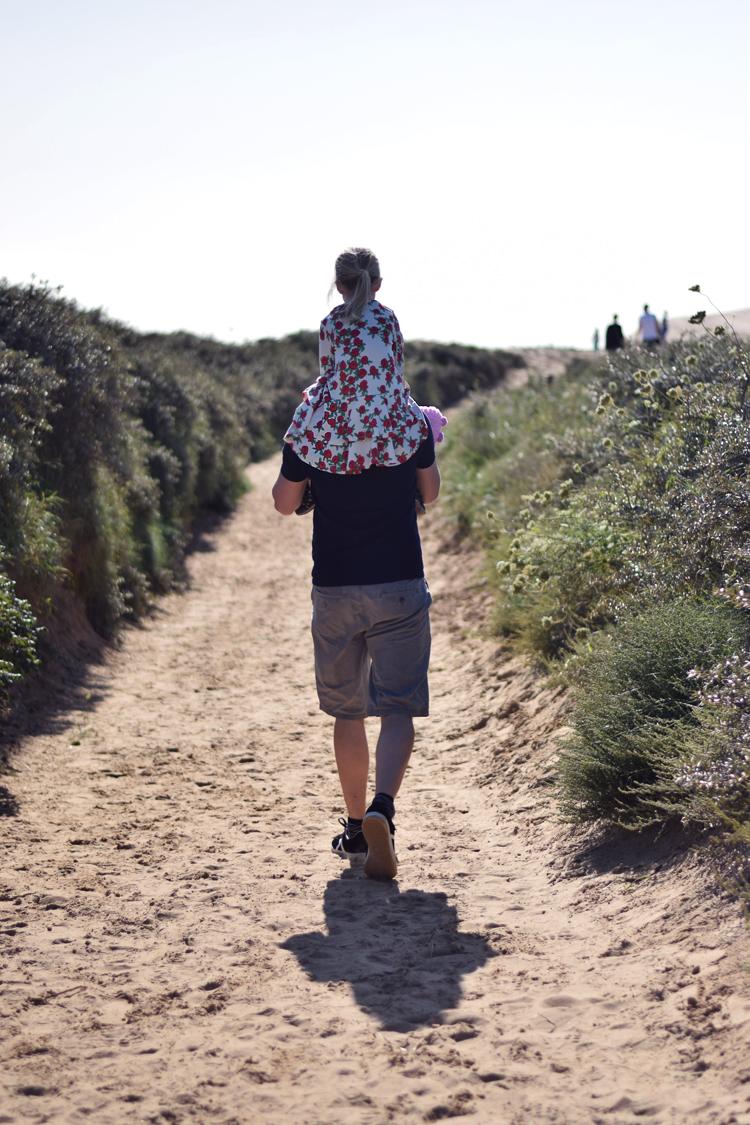 rubjerg-knude-fyr-vejen-derud-sti-missjeanett-blogger-nordjylland