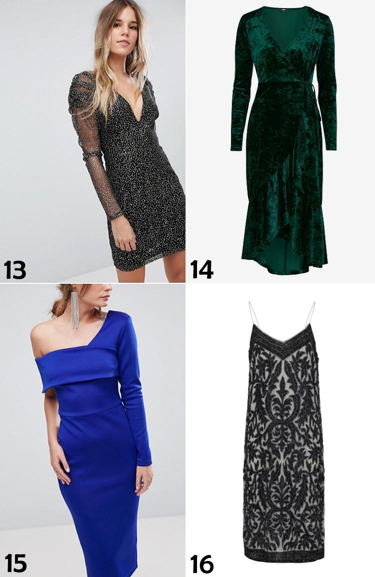 nytaarskjoler-kjoler-til-nytaarsaften-missjeanett-asos-ellos-velour-velvet-ganni-one-shoulder-glitter-glimmer