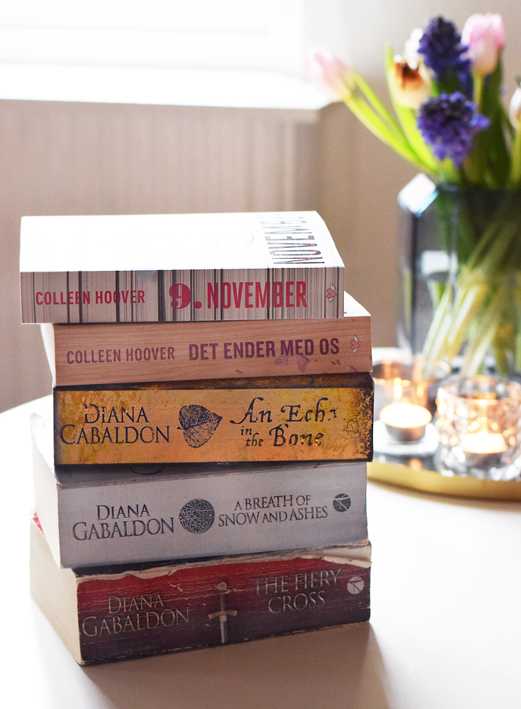 Colleen Hoover bøger