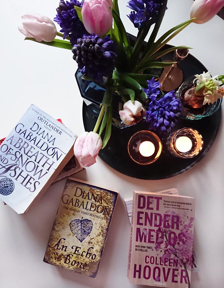 Diana Gabaldon Outlander bøger