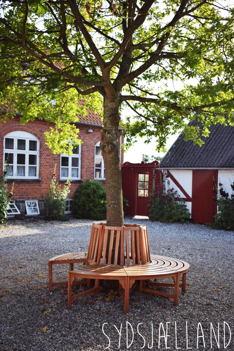 Jungshoved Præstegård - sommerferie på Præstø
