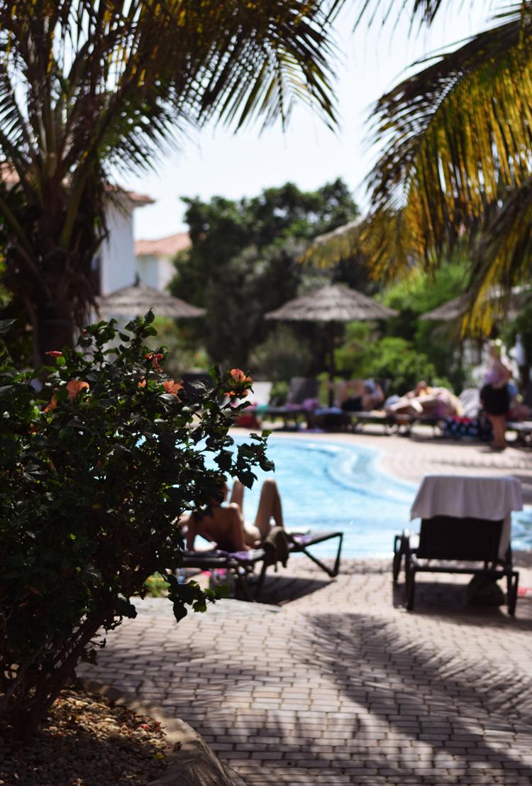 Kap Verde - Melia Tortuga Beach hotel