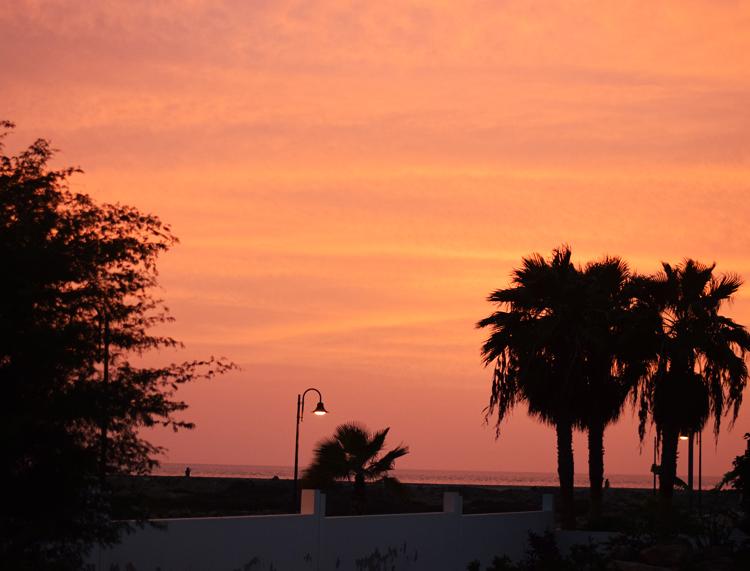 kap-verde-sal-santa-maria-melia-tortuga-beach-hotel-resort-missjeanett-blogger-solnedgang-havudsigt-vaerelser