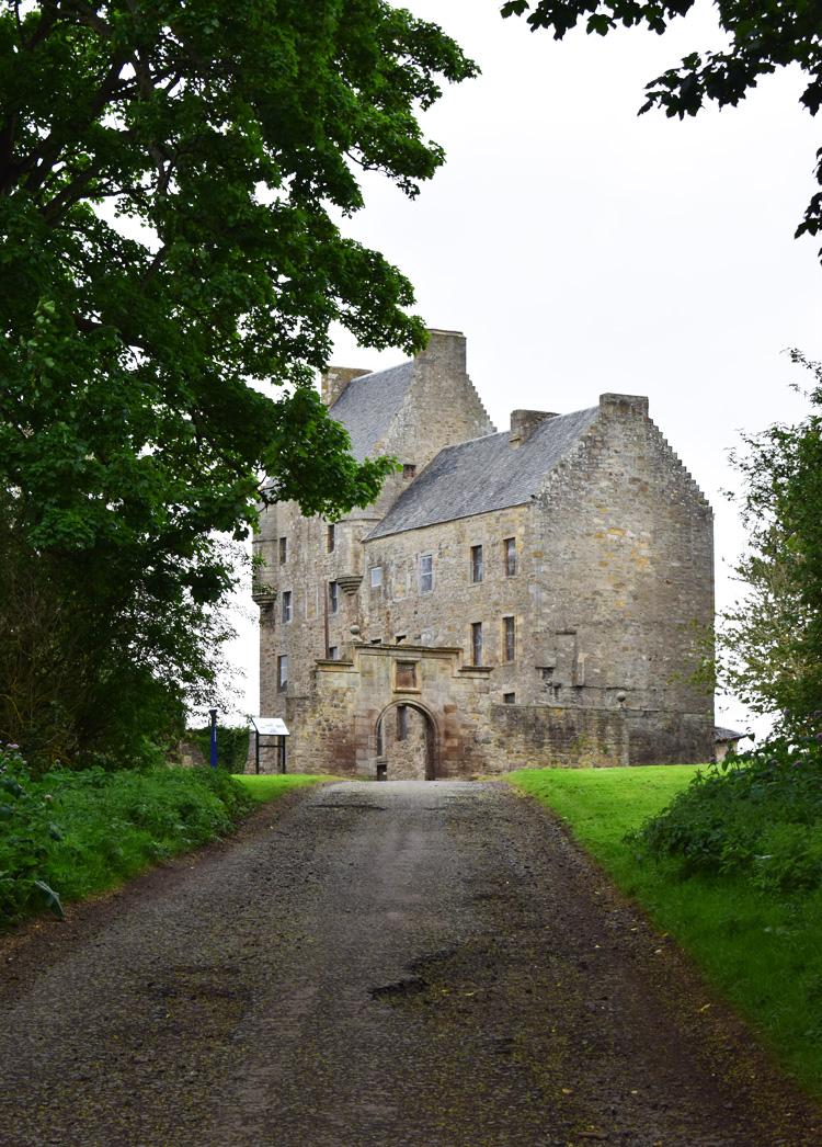 Lallybroch - Outlander locations