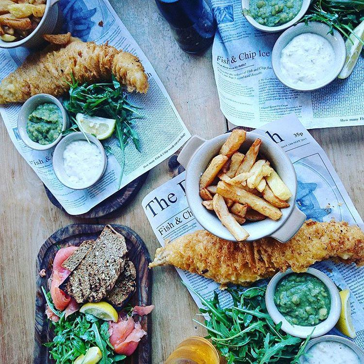 the-gathering-scotland-salmon-fish-n-chips-glencoe-inn-missjeanett-blogger-review-recommendation
