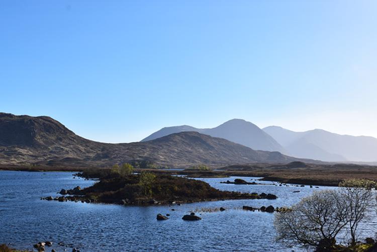 Højlandet - Ferie i Skotland