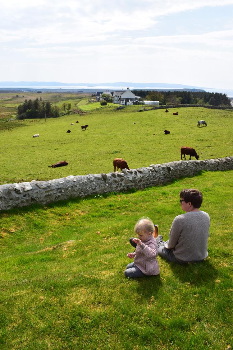 Ferie i Skotland - Isle of Skye