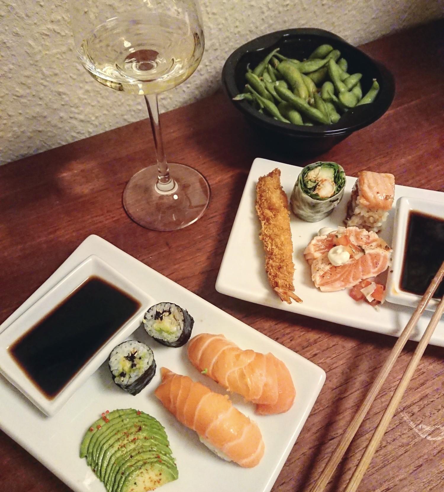 Barsushi sushi Odense