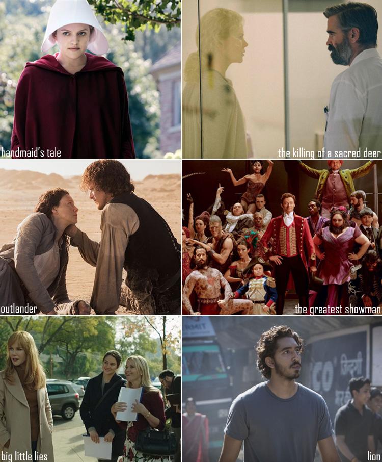 Bedste film i 2017