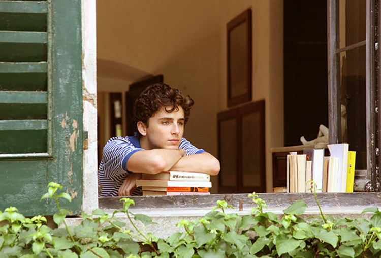 Call me by your name - Timothee Chalamet