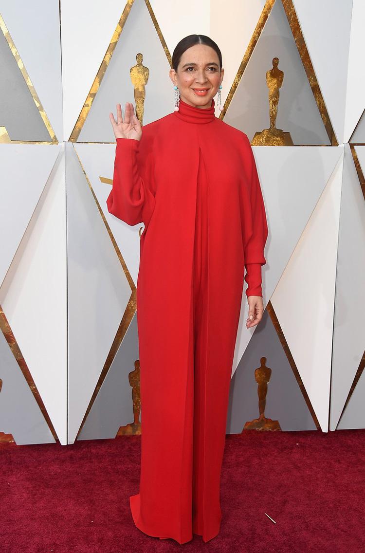 Maya Rudolph - Oscars 2018 worst dressed
