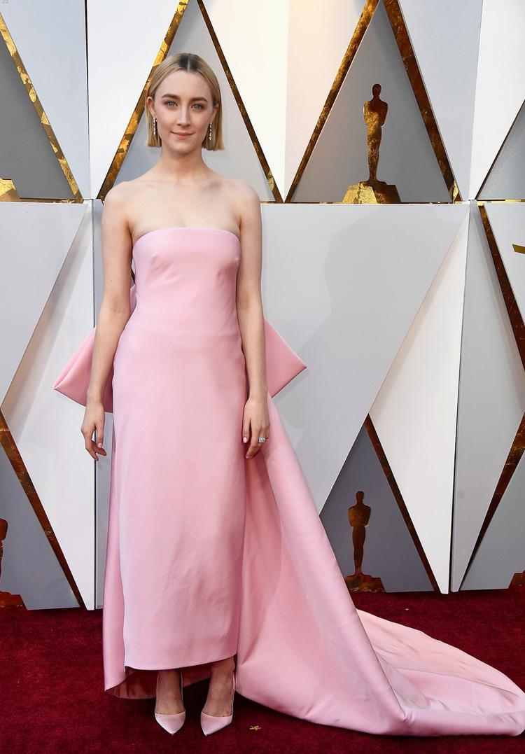 Saoirse Ronan - Oscars 2018 red carpet