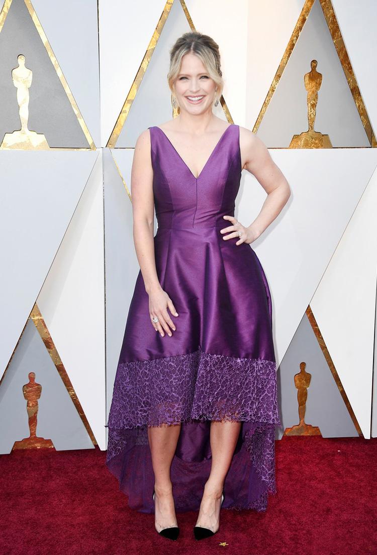 Sara Haines - Oscars 2018 worst dressed