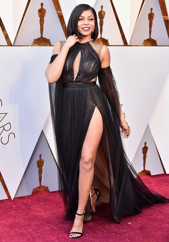 Taraji P. Henson - Oscar 2018 worst dressed
