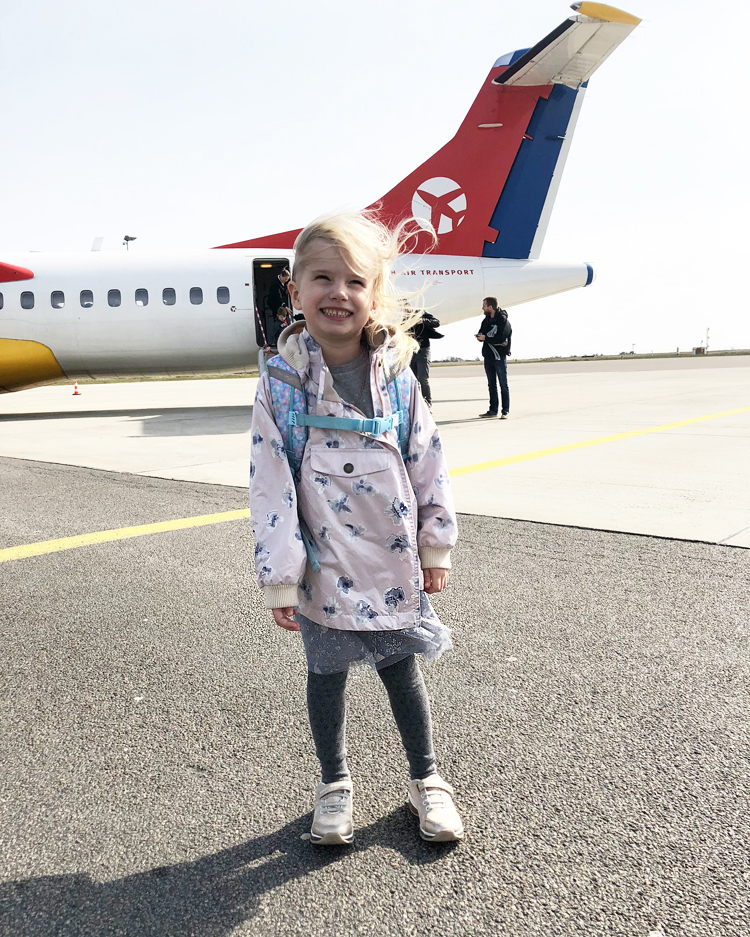 Fly til Bornholm DAT Billund lufthavn