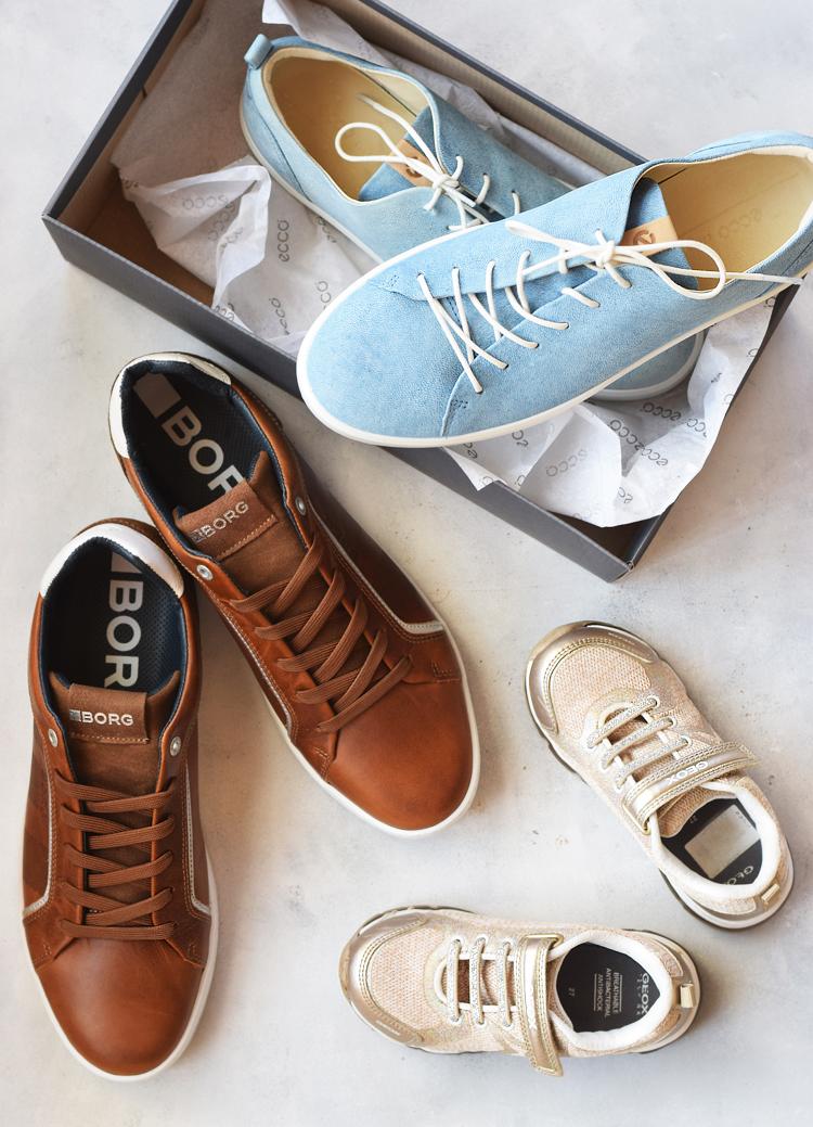 Paw Sko - sko til hele familien