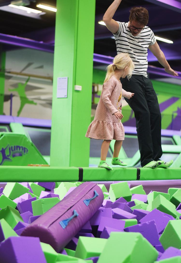 Xjump Kolding trampolinpark